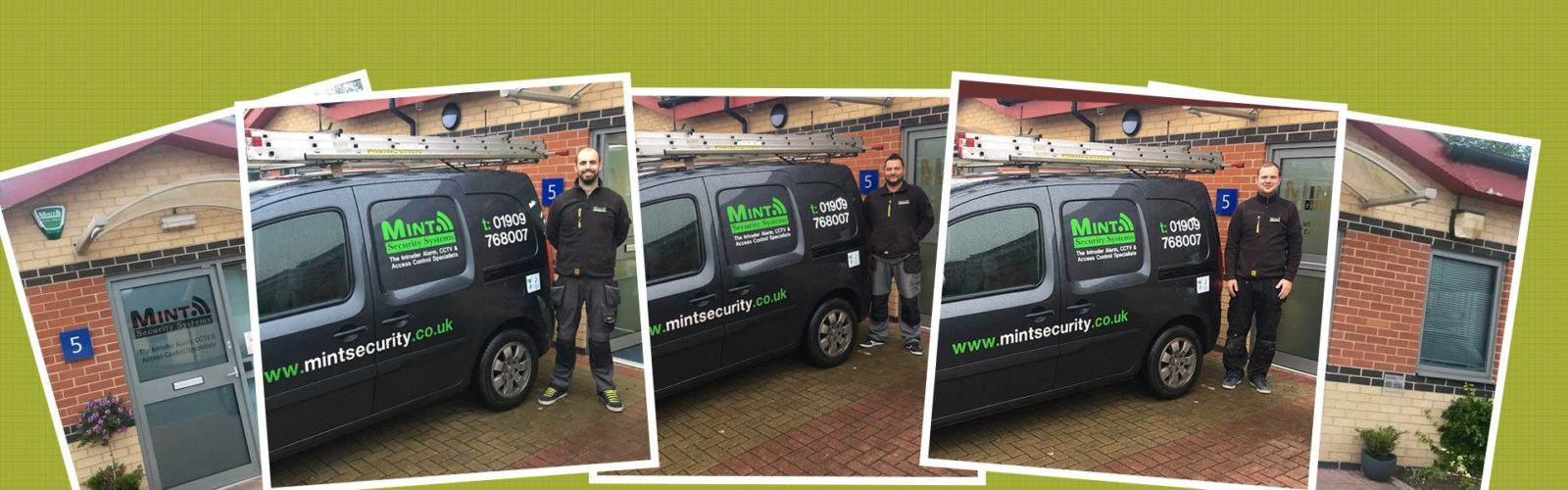 Mint Security Systems Ltd fleet