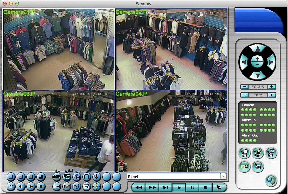 Business CCTV System