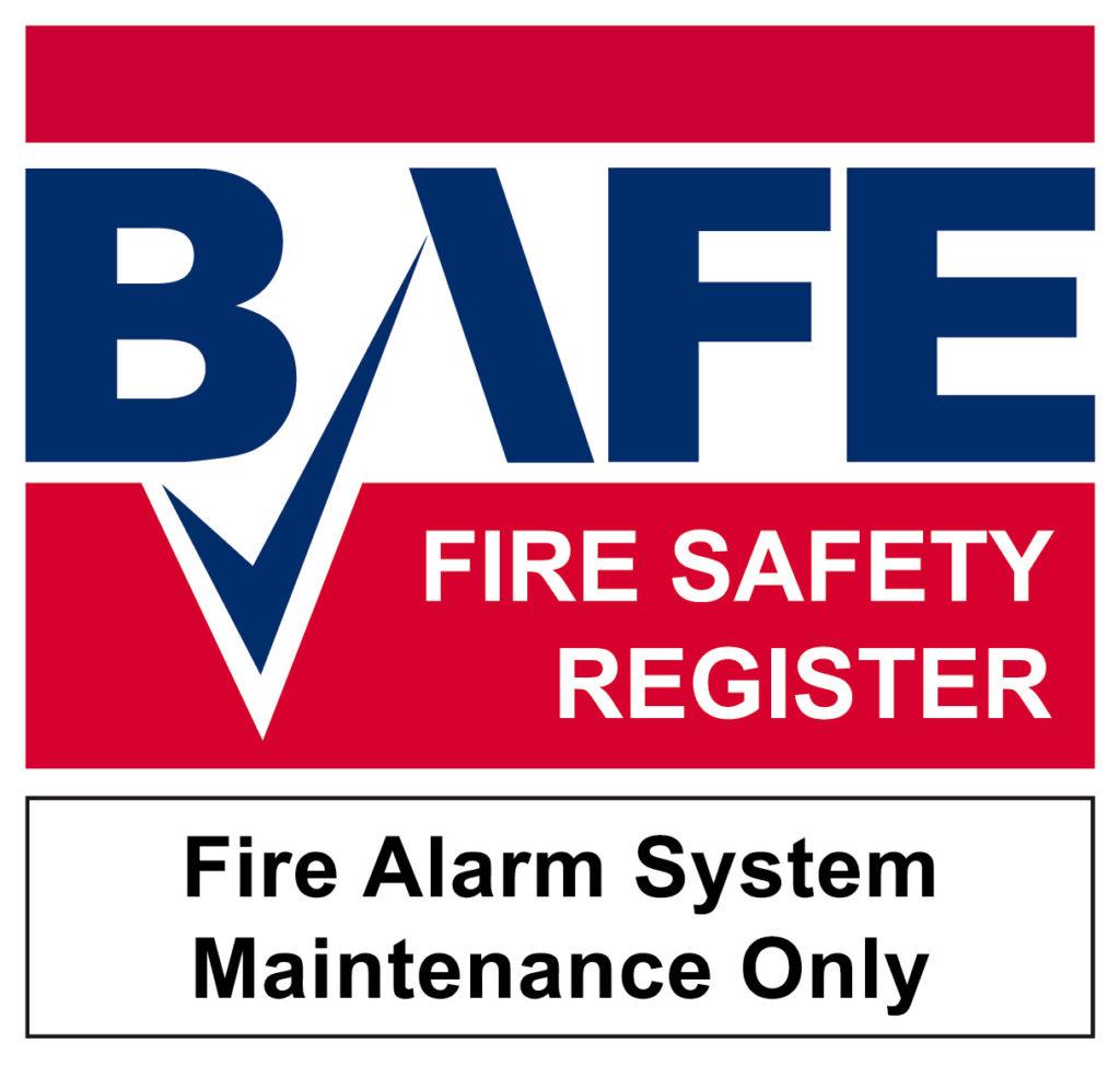 BAFE Fire alarm servicing