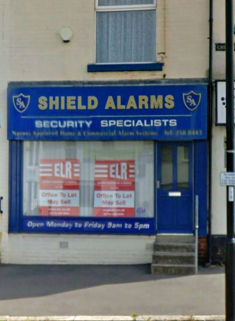 Shield Alarms Sheffield