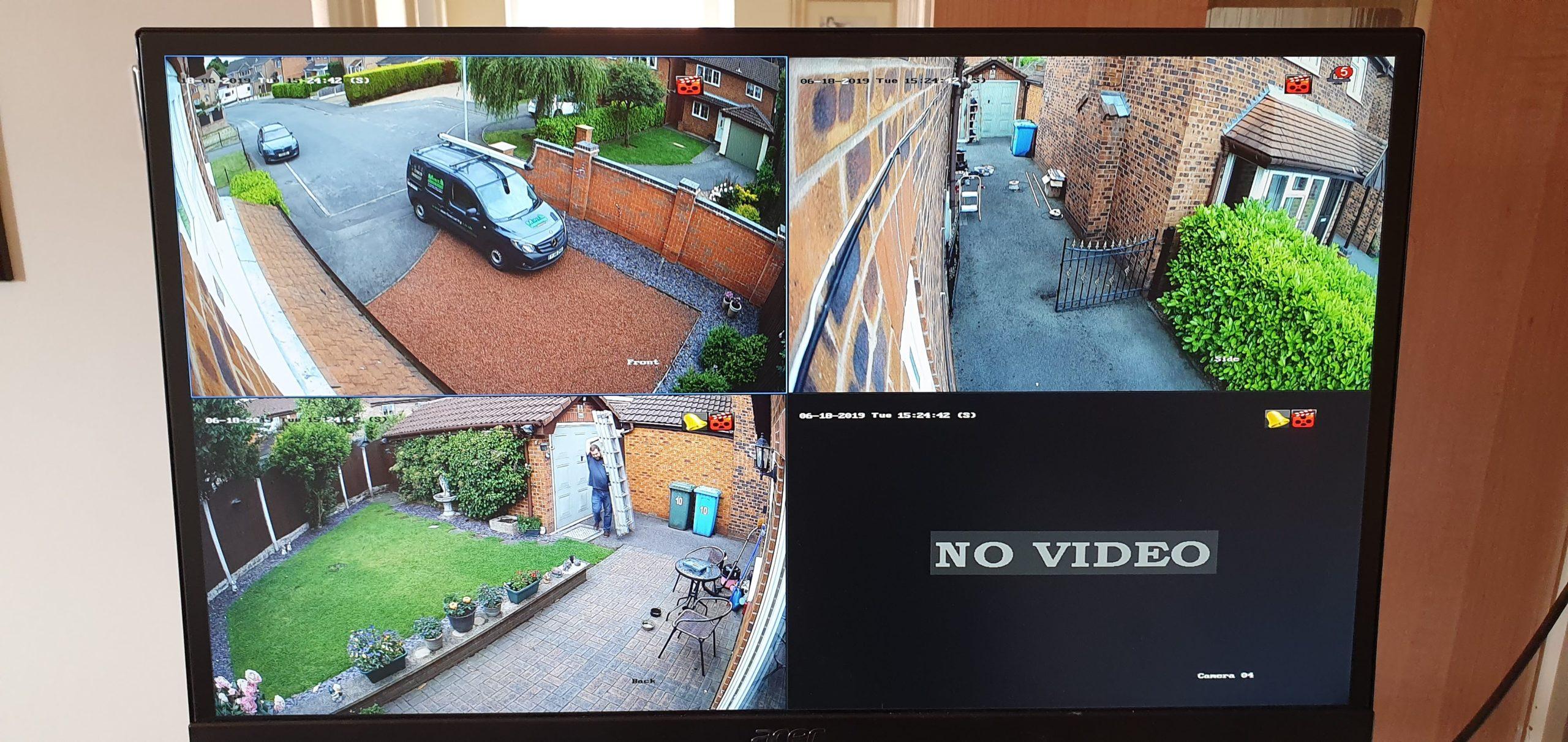 Sheffield CCTV Installer Praised by Judge 1