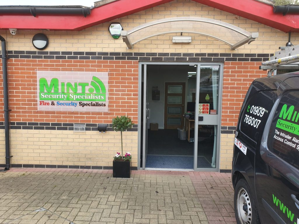 mint security office