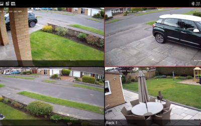 Choosing your Home CCTV – Professionally Installed or DIY?