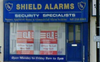 How to contact Shield Alarms of Sheffield