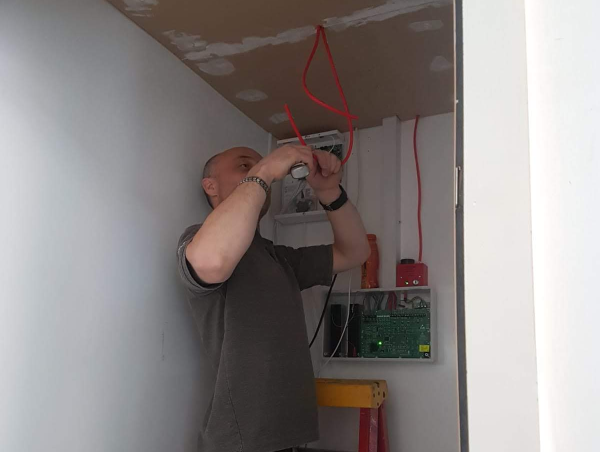 Fire Alarm Installation