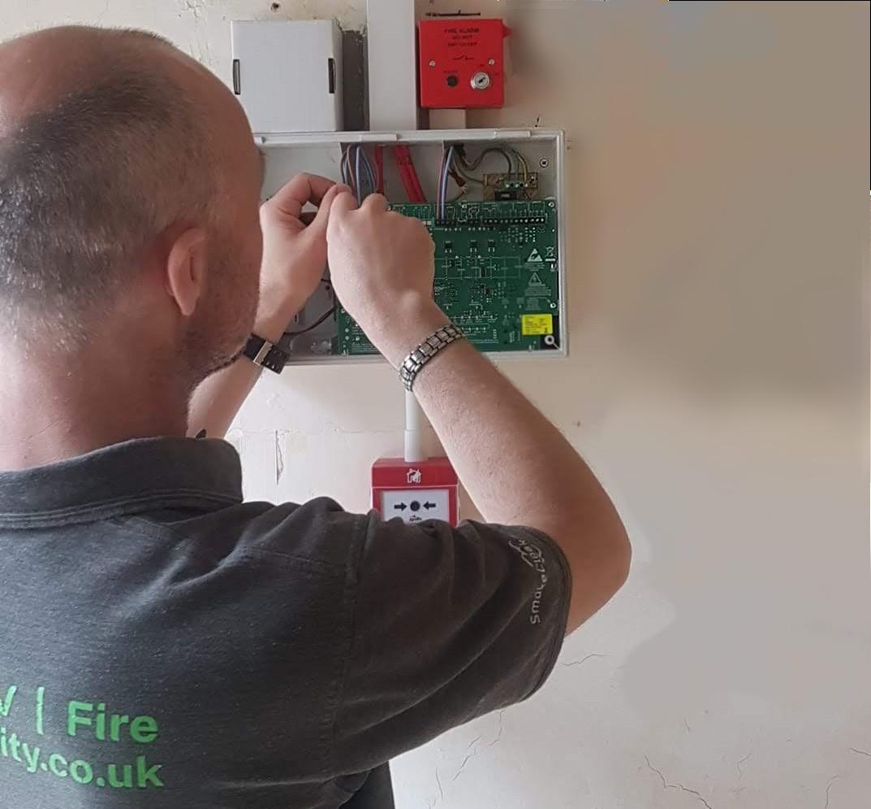 Fire Alarm Check