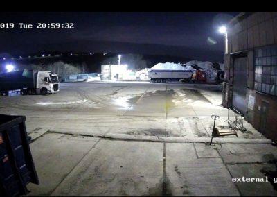 CCTV Nightvision