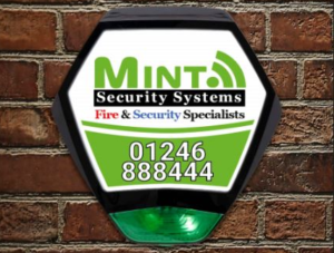 Mint Security Bell Box
