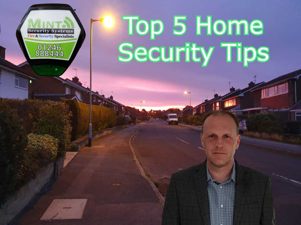 Dark Nights are Coming… 5 Home Security Tips 1