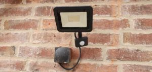 Home Security Floodlight