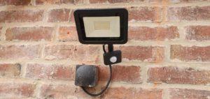 Home Security Floodlight