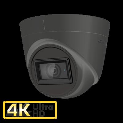 Hikvision 4K Grey Camera