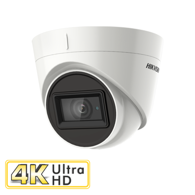 Hikvision 4K White Camera