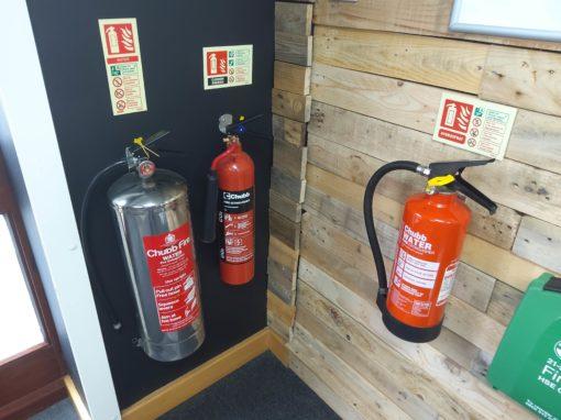 Fire Extinguisher Mansfield