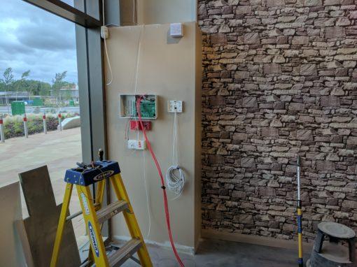 Fire alarm installer chesterfield